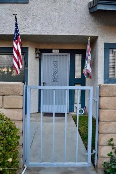 965 Swiss Trails Road, Duarte, CA 91010 - MLS#: 818005068