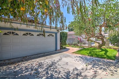 3824 Mountain View Avenue, Pasadena, CA 91107 - MLS#: 818005083