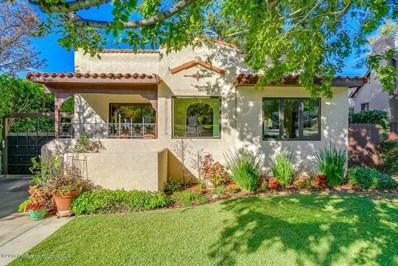 519 Grand Avenue, South Pasadena, CA 91030 - MLS#: 818005093
