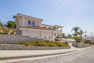 1190 Ridgeside Drive, Monterey Park, CA 91754 - MLS#: 818005114
