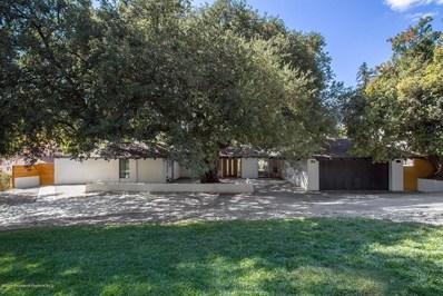 2401 Midlothian Drive, Altadena, CA 91001 - MLS#: 818005162