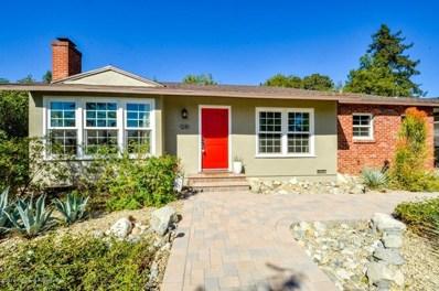 1281 Meadowbrook Road, Altadena, CA 91001 - MLS#: 818005171