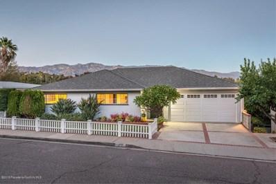 170 Malcolm Drive, Pasadena, CA 91105 - MLS#: 818005186