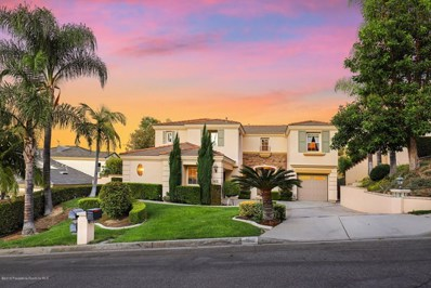 1612 Green Ridge Terrace Terrace, West Covina, CA 91791 - MLS#: 818005188
