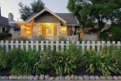 305 W Lime Avenue, Monrovia, CA 91016 - MLS#: 818005194