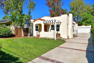 1487 E Topeka Street, Pasadena, CA 91104 - MLS#: 818005203