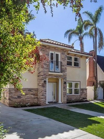 1452 E Del Mar Boulevard, Pasadena, CA 91106 - MLS#: 818005206