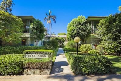 1847 Diamond Avenue, South Pasadena, CA 91030 - MLS#: 818005242