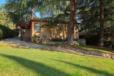 4946 Palm Drive, La Canada Flintridge, CA 91011 - MLS#: 818005249