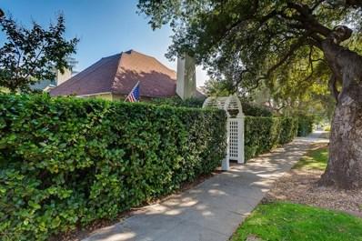 11 Oak Knoll Gardens Drive, Pasadena, CA 91106 - MLS#: 818005250