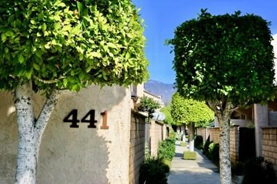 441 Fairview Avenue UNIT 10, Arcadia, CA 91007 - MLS#: 818005269