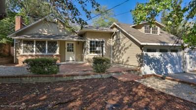 129 W Grandview Avenue, Sierra Madre, CA 91024 - MLS#: 818005274