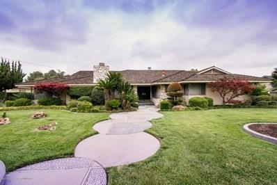 1102 Loganrita Avenue, Arcadia, CA 91006 - MLS#: 818005299