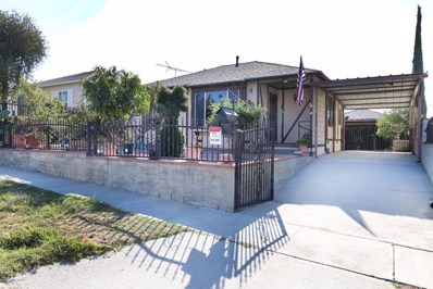 304 E Andrix Street, Monterey Park, CA 91755 - MLS#: 818005303