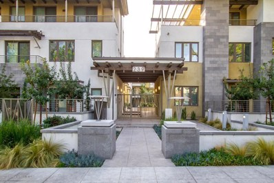 239 S Marengo Avenue UNIT 204, Pasadena, CA 91101 - MLS#: 818005305