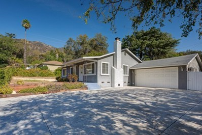 181 Wapello Street, Altadena, CA 91001 - MLS#: 818005322