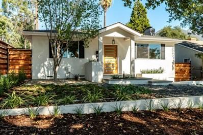2203 Garfias Drive, Pasadena, CA 91104 - MLS#: 818005346