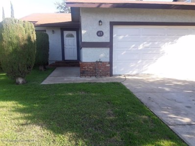 65 Figueroa Drive, Altadena, CA 91001 - MLS#: 818005355