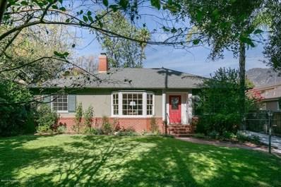 2241 Brigden Road, Pasadena, CA 91104 - MLS#: 818005385