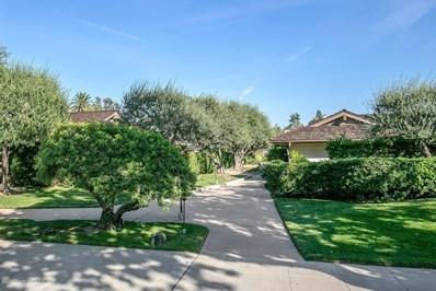1040 S Orange Grove Boulevard UNIT 9, Pasadena, CA 91105 - MLS#: 818005386