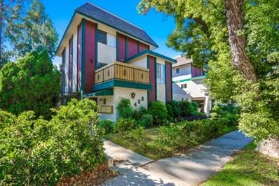 408 Burchett Street UNIT 14, Glendale, CA 91203 - MLS#: 818005403