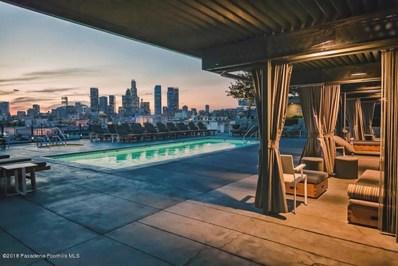 530 S Hewitt Street UNIT 517, Los Angeles, CA 90013 - MLS#: 818005405