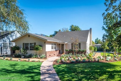 4520 Alveo Road, La Canada Flintridge, CA 91011 - MLS#: 818005423