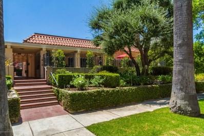 437 S Orange Grove Boulevard UNIT 6, Pasadena, CA 91105 - MLS#: 818005425