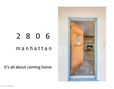 2806 Manhattan Avenue, La Crescenta, CA 91214 - MLS#: 818005478