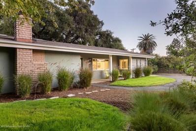 505 E Mendocino Street, Altadena, CA 91001 - MLS#: 818005491