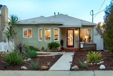 1016 Del Rio Avenue, Los Angeles, CA 90065 - MLS#: 818005505