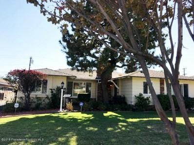 2360 Casa Grande Street, Pasadena, CA 91104 - MLS#: 818005506