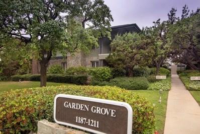 1205 S Orange Grove Boulevard, Pasadena, CA 91105 - MLS#: 818005510