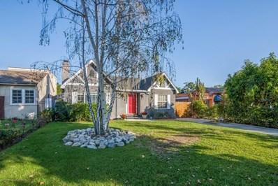 312 S Craig Avenue, Pasadena, CA 91107 - MLS#: 818005523
