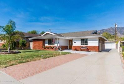 2415 Casa Grande Street, Pasadena, CA 91104 - MLS#: 818005536
