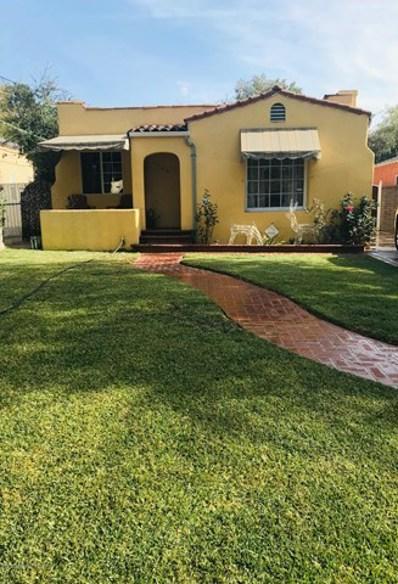 1724 Newport Avenue, Pasadena, CA 91103 - MLS#: 818005542