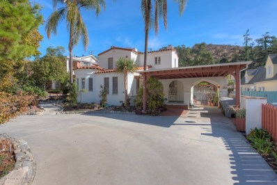 1900 Montecito Drive, Glendale, CA 91208 - MLS#: 818005546