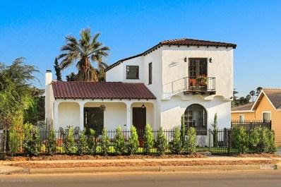 70 W Mountain Street, Pasadena, CA 91103 - MLS#: 818005548