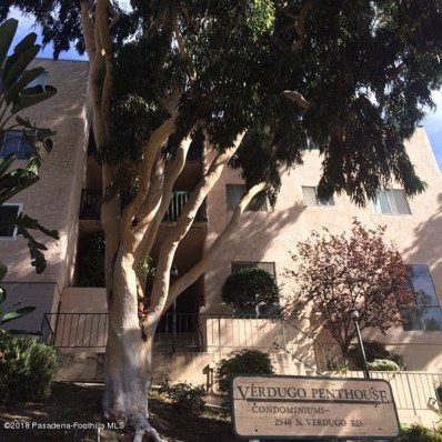 2940 N Verdugo Road UNIT 321, Glendale, CA 91208 - MLS#: 818005552