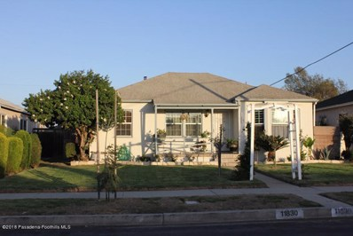 11830 Orchard Avenue, Los Angeles, CA 90044 - MLS#: 818005553