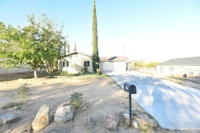 7522 Borrego Trail, Yucca Valley, CA 92284 - MLS#: 818005560