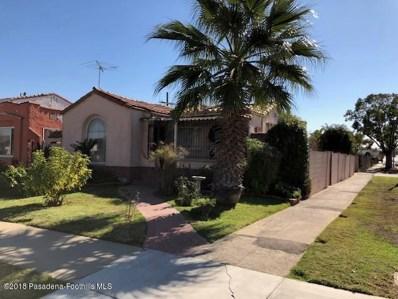 1456 W 88th Street, Los Angeles, CA 90047 - MLS#: 818005582