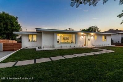 3600 Landfair Road, Pasadena, CA 91107 - MLS#: 818005624