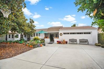 11916 The Wye Street, El Monte, CA 91732 - MLS#: 818005645