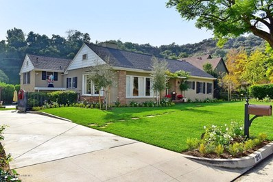 1210 Charles Street, Pasadena, CA 91103 - MLS#: 818005651