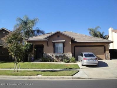 9446 Silver Fern Place, Rancho Cucamonga, CA 91730 - MLS#: 818005677