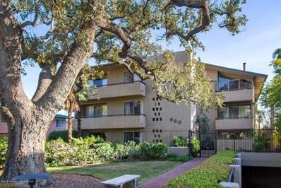960 San Pasqual Street UNIT 309, Pasadena, CA 91106 - MLS#: 818005702