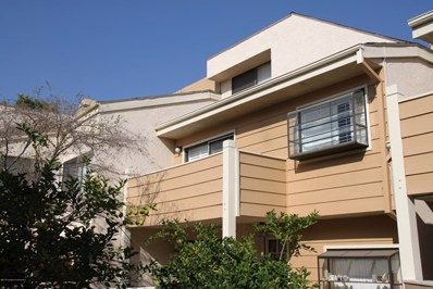 456 E San Jose Avenue UNIT K, Burbank, CA 91501 - MLS#: 818005718