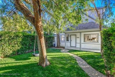 996 Bell Street, Pasadena, CA 91104 - MLS#: 818005765