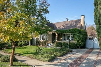 2037 Jefferson Drive, Pasadena, CA 91104 - MLS#: 818005776